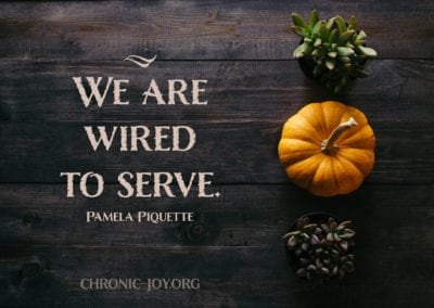 We are wired to serve.