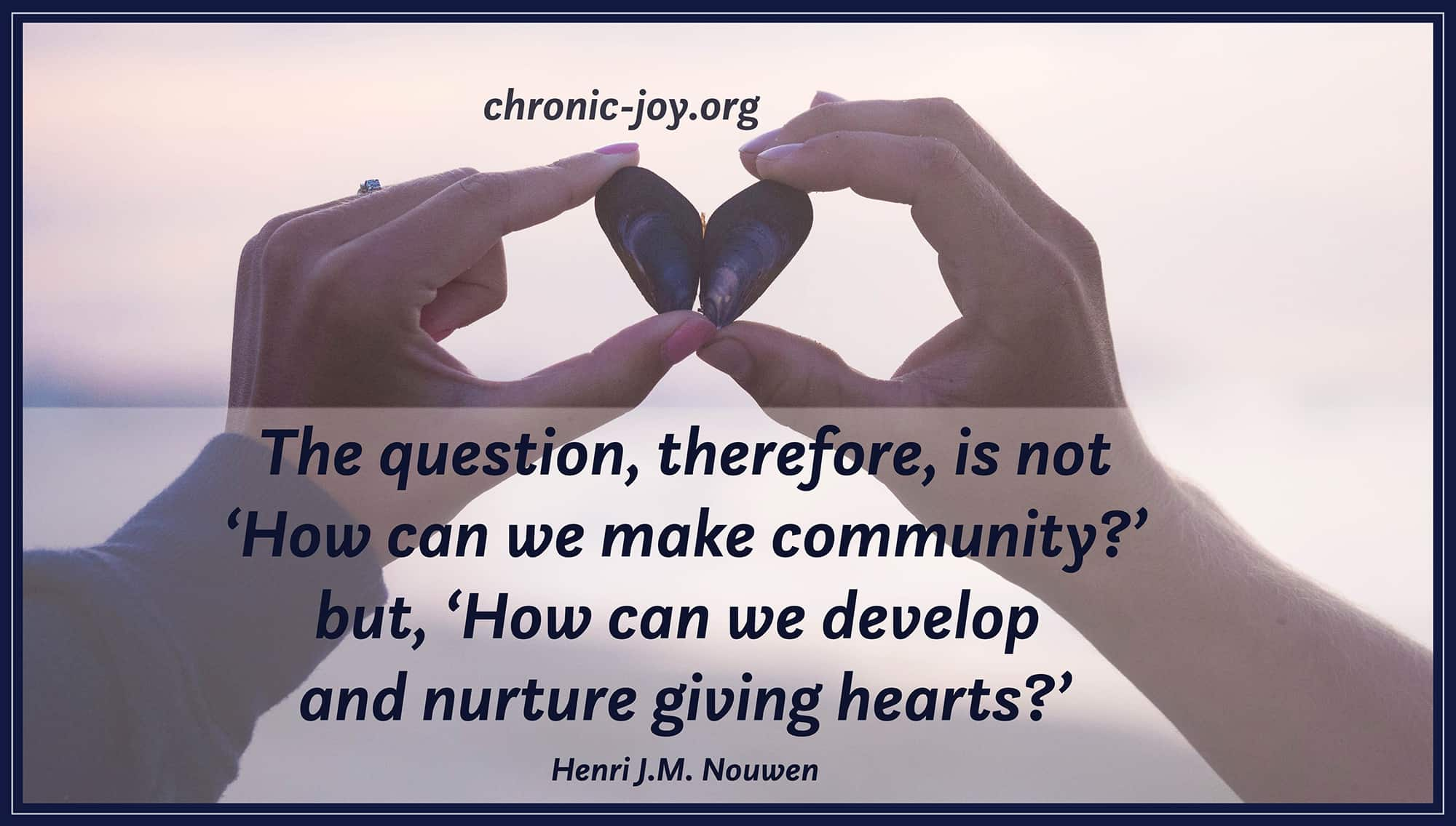 Giving Hearts • Our Programs