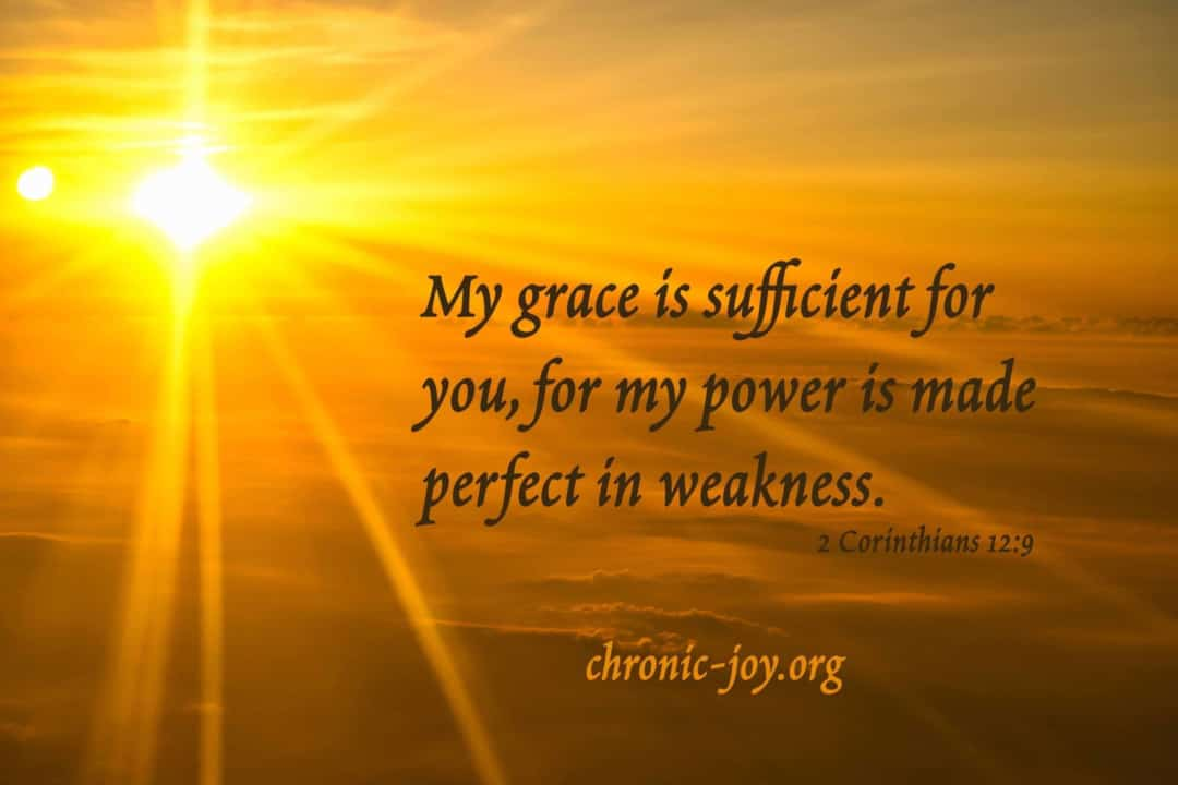 My One Word – Sufficient