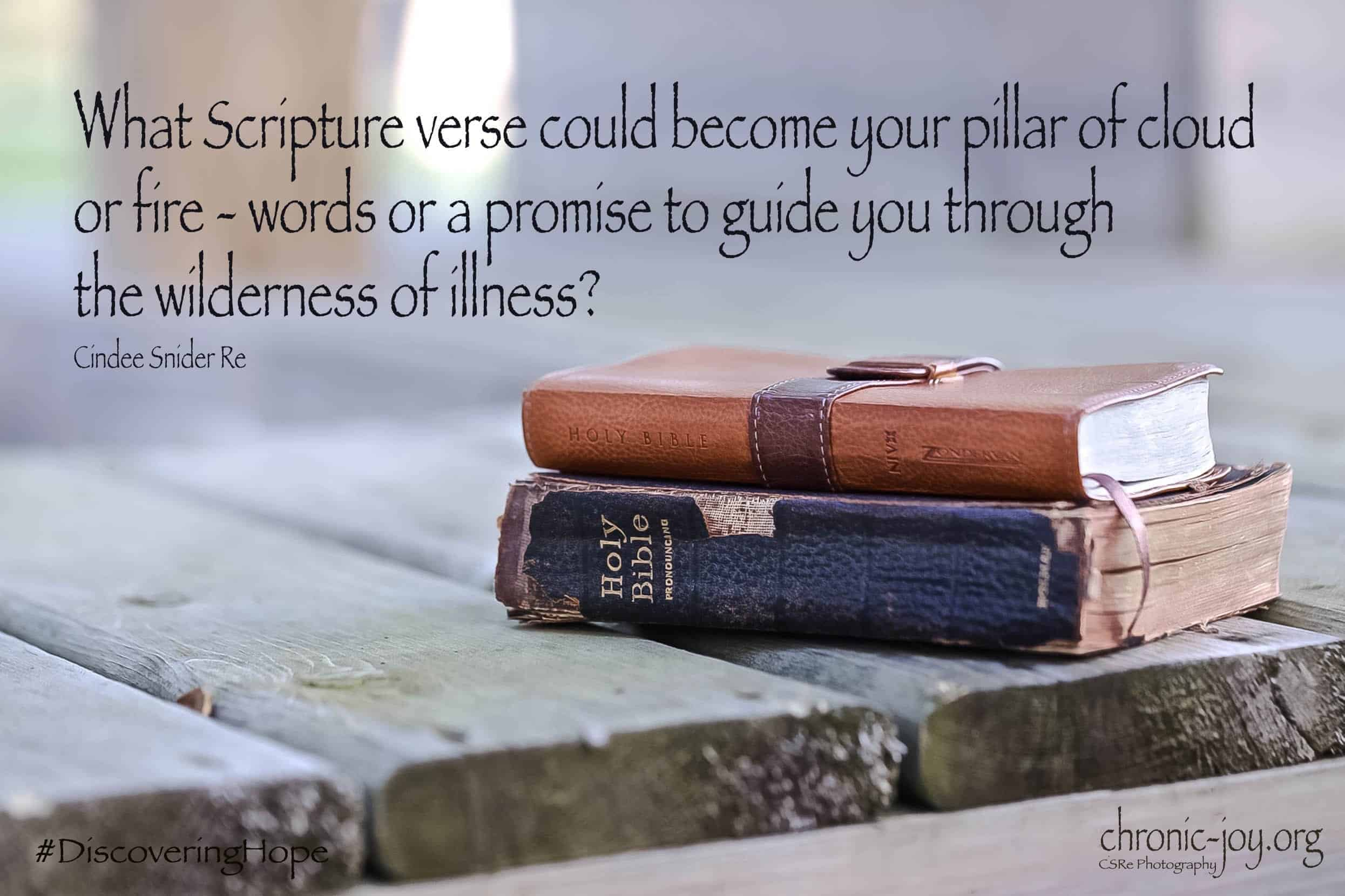 Scripture could become your pillar cloud