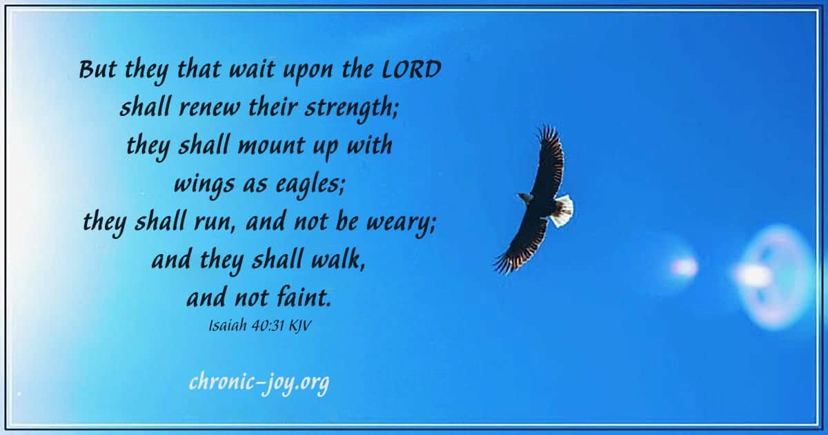 Wait Upon the Lord | Prayer Prompt