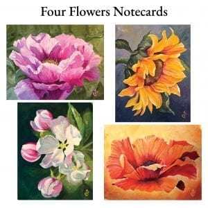 Four Seasons Notecards