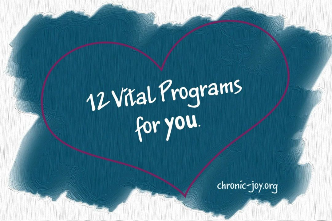 12 Vital Programs for You!