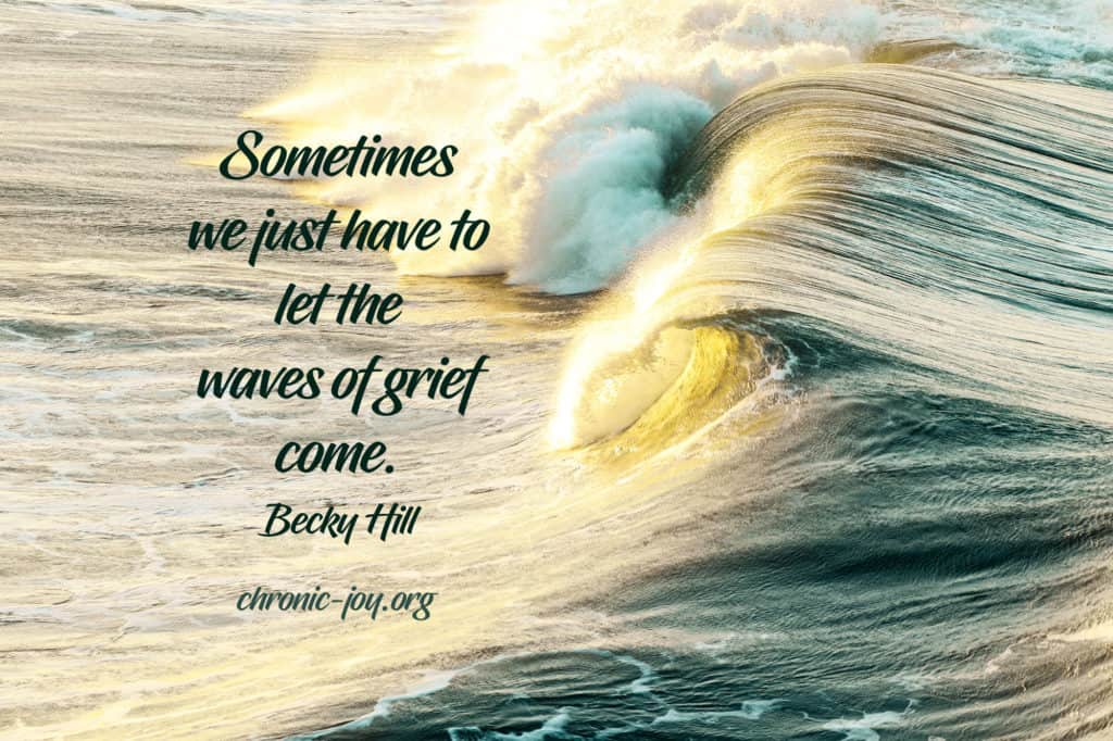 waves of grief