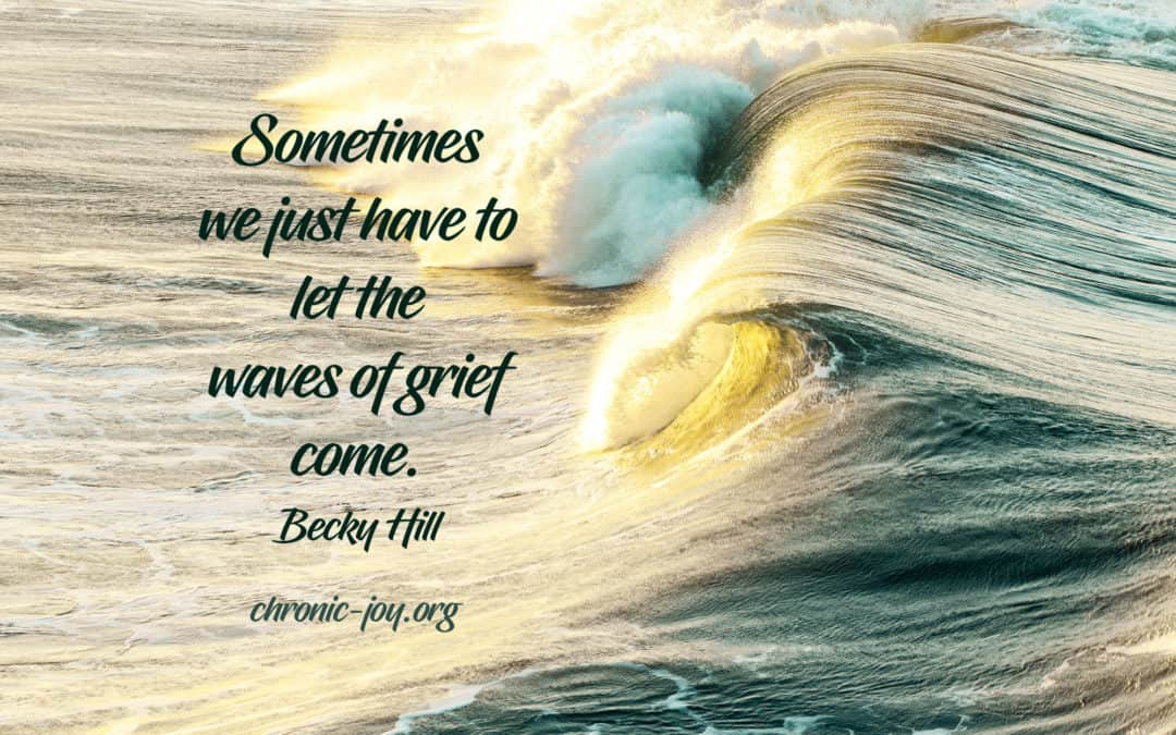 Waves of Grief in Chronic Illness
