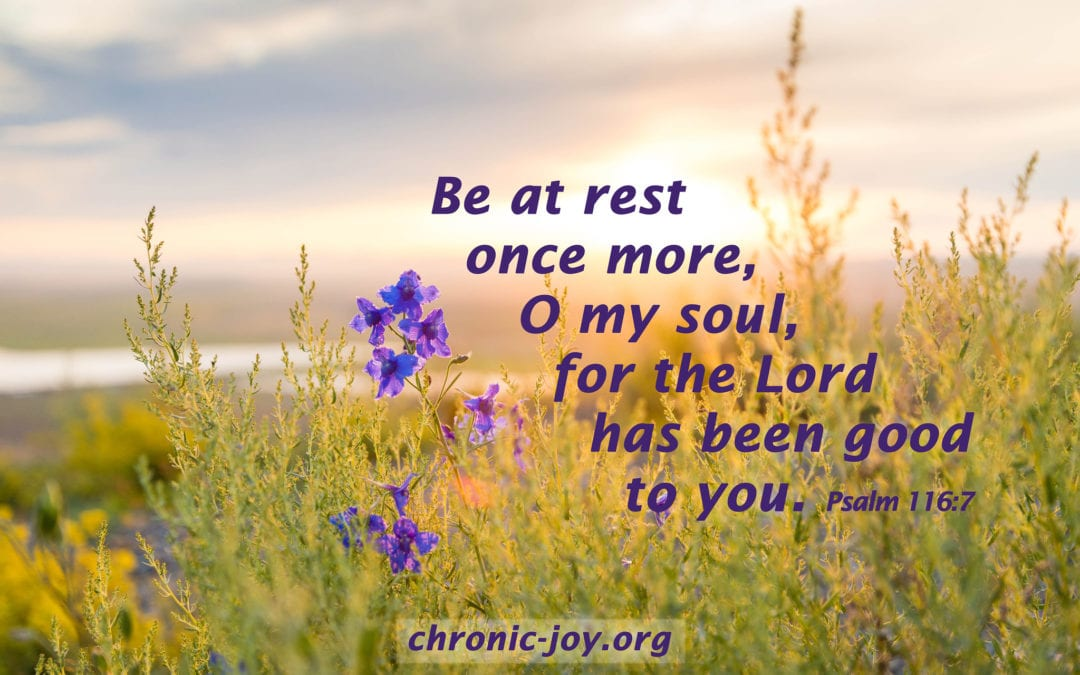 Oasis of Hope • A Quiet Respite