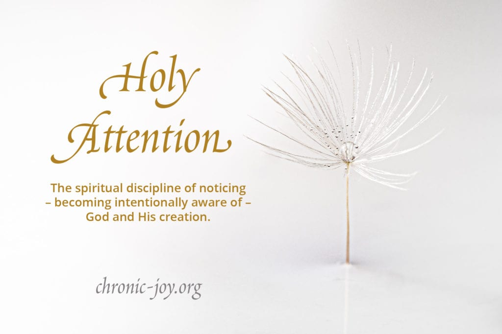 Holy Attention