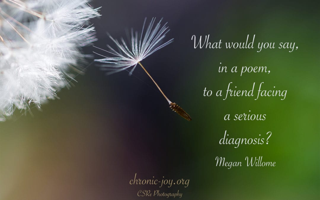 Poetry for Illness • A Poetry Prompt