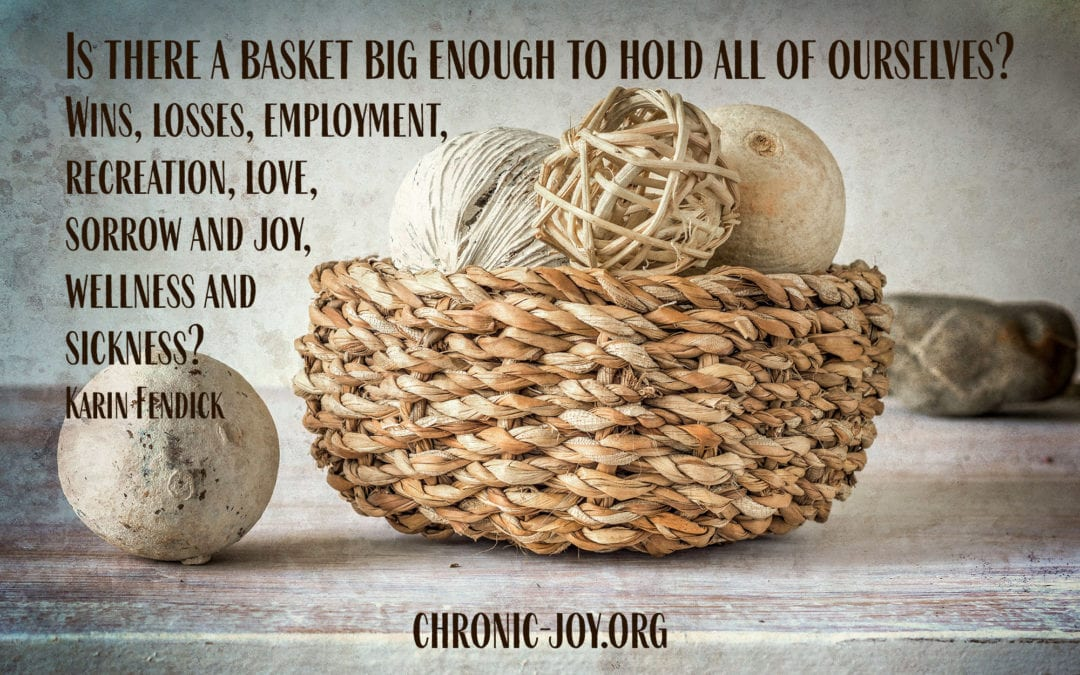 Baskets • A Full Life Integration • Poetry Prompt