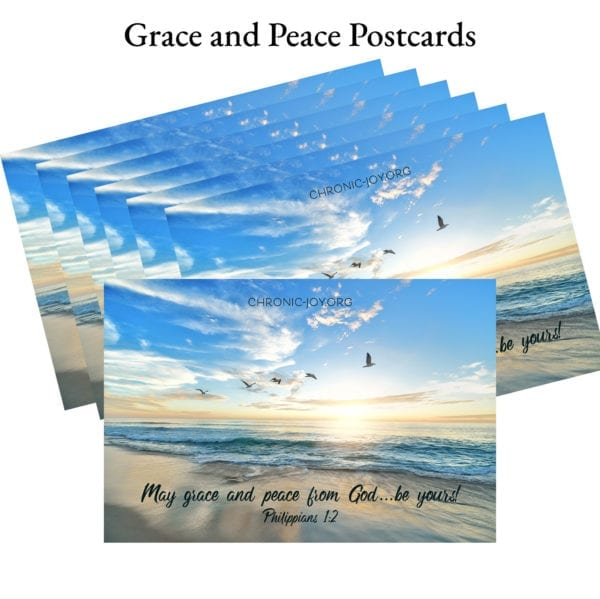 Grace and Peace Postcards