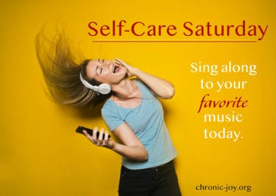 Sing along to your favorite music today.