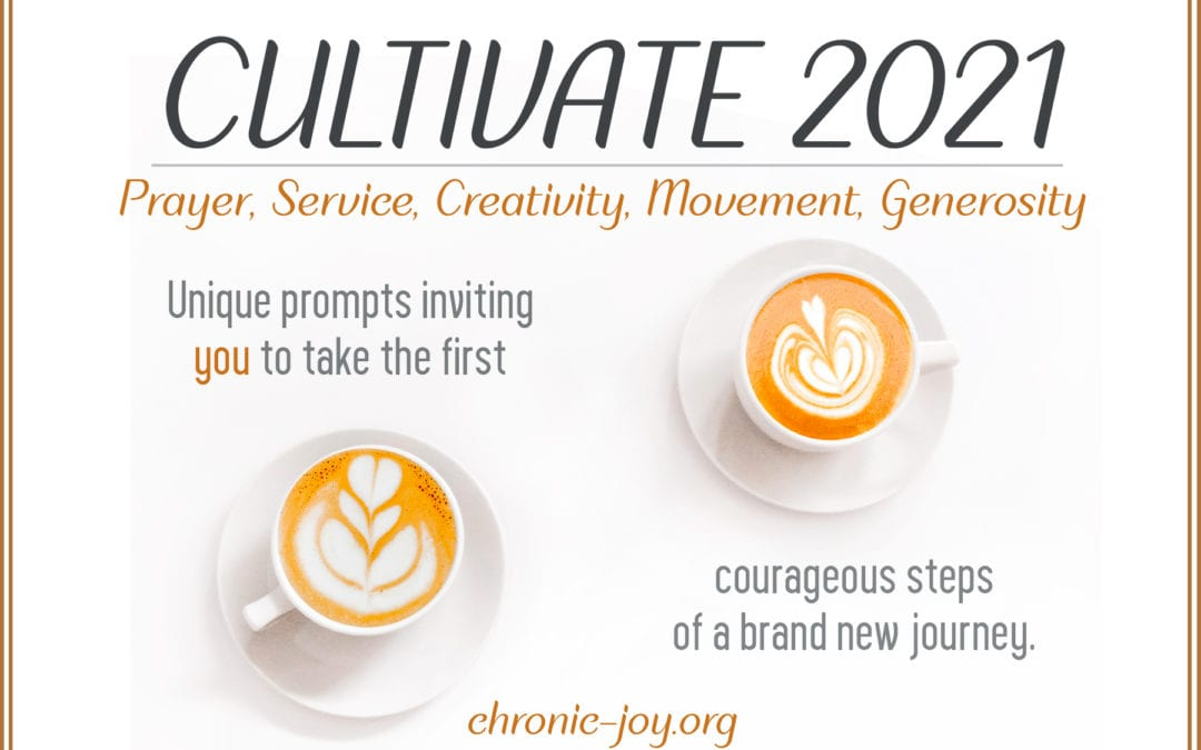 Cultivate 2021 • Inviting You to Say YES to God's Gentle Whisper