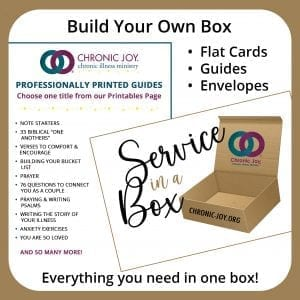 Service in a Box • Build Your Own