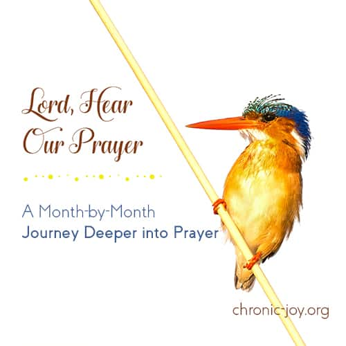 A JOURNEY INTO PRAYER • LORD, HEAR OUR CRY