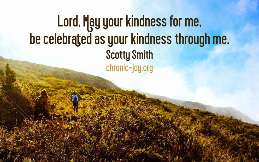 Incomparable Kindness • A Prayer to Marinate in God's Kindness