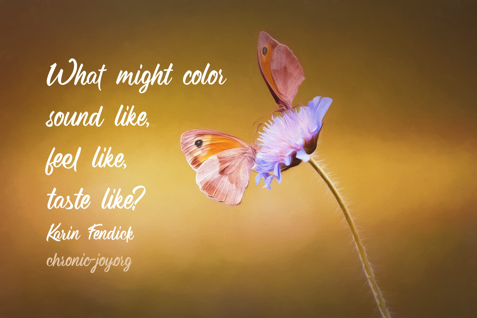 Colors Affect Emotions in Various Ways • Poetry Prompt
