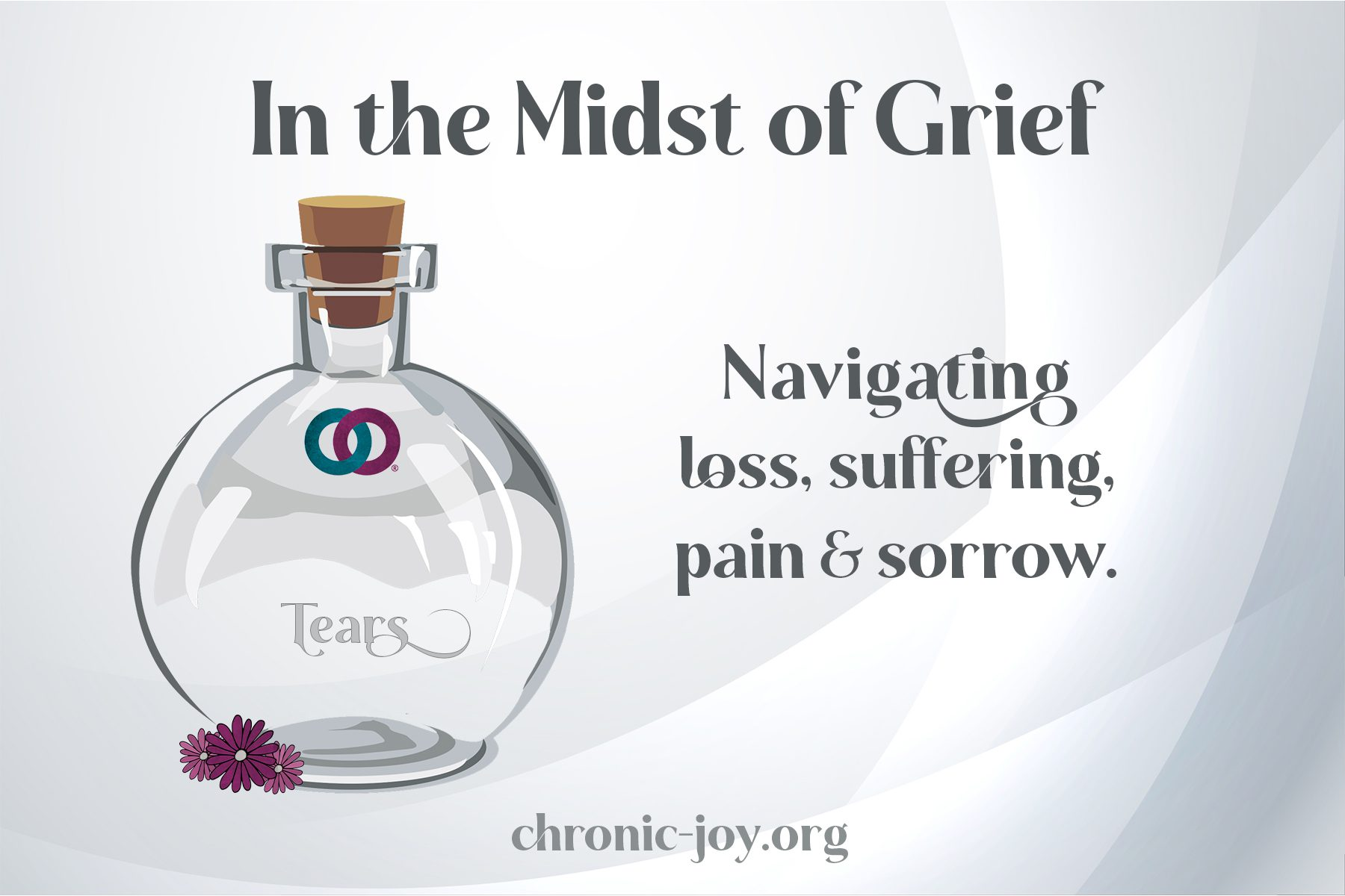 In the Midst of Grief • Navigating loss, suffering, and chronic sorrow in chronic illness.