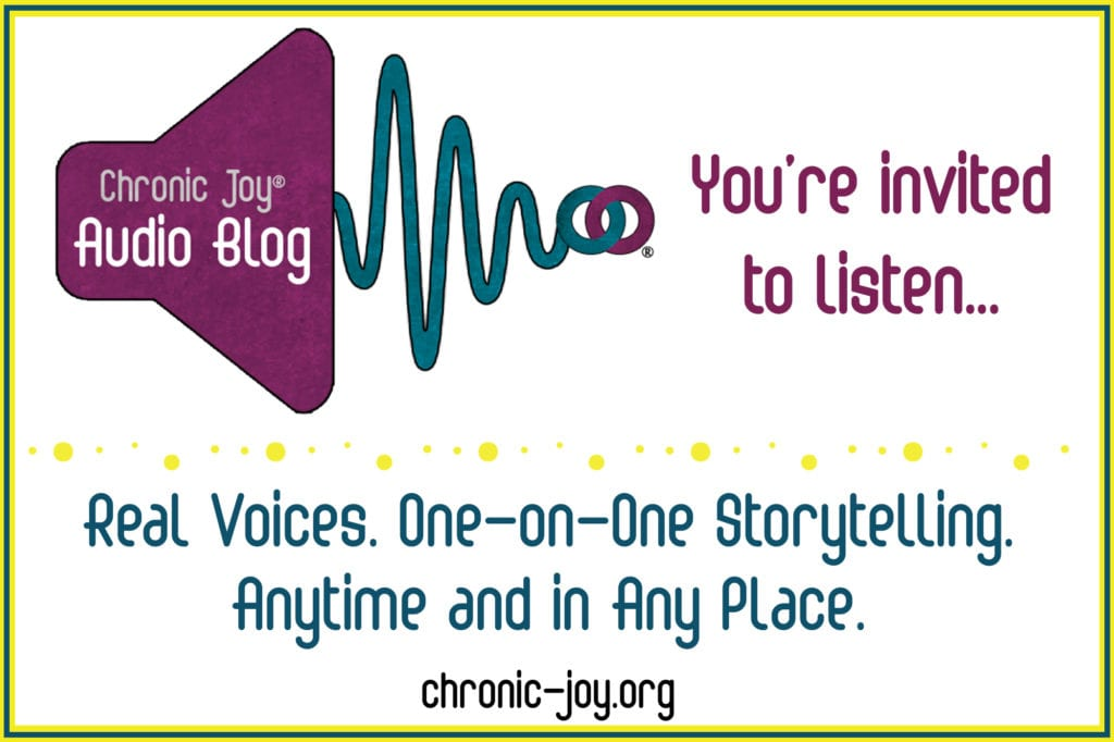 You're Invited to Listen. Real Voices. One-on-One Storytelling. Anytime and in Any Place.