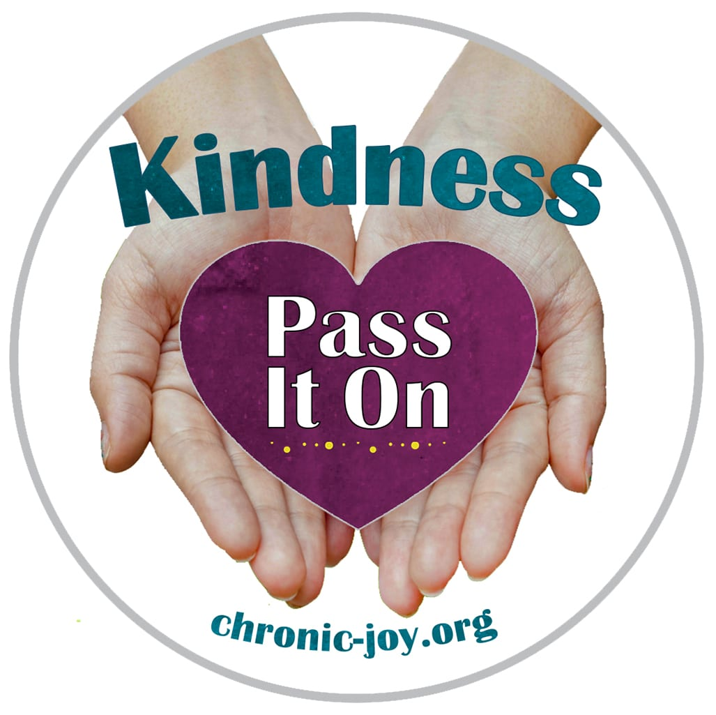 Pass It On → Kindness
