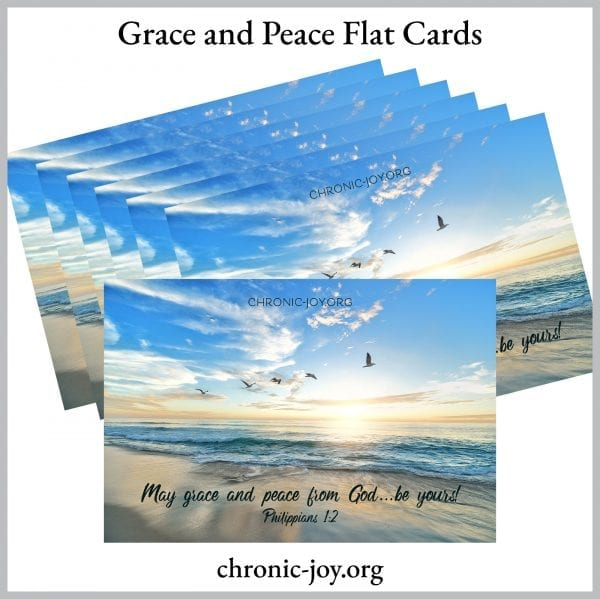 Grace and Peace Flat Cards