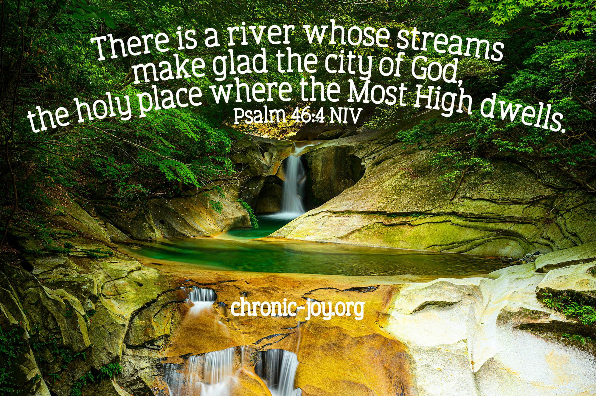 The River • Memories, Nature, and My Faith Journey