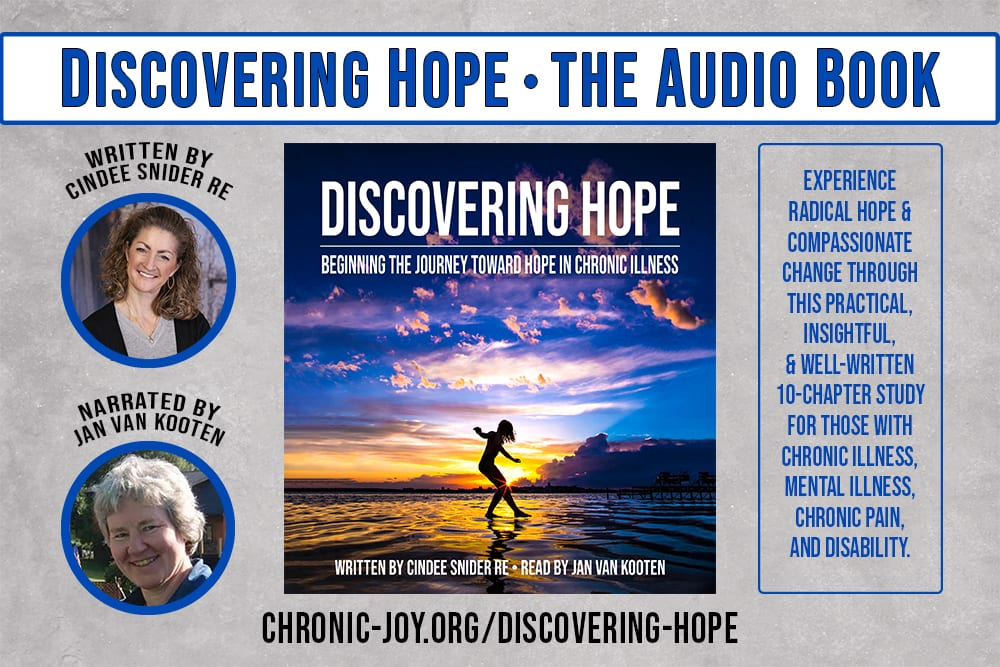 Discovering Hope • Audio Book