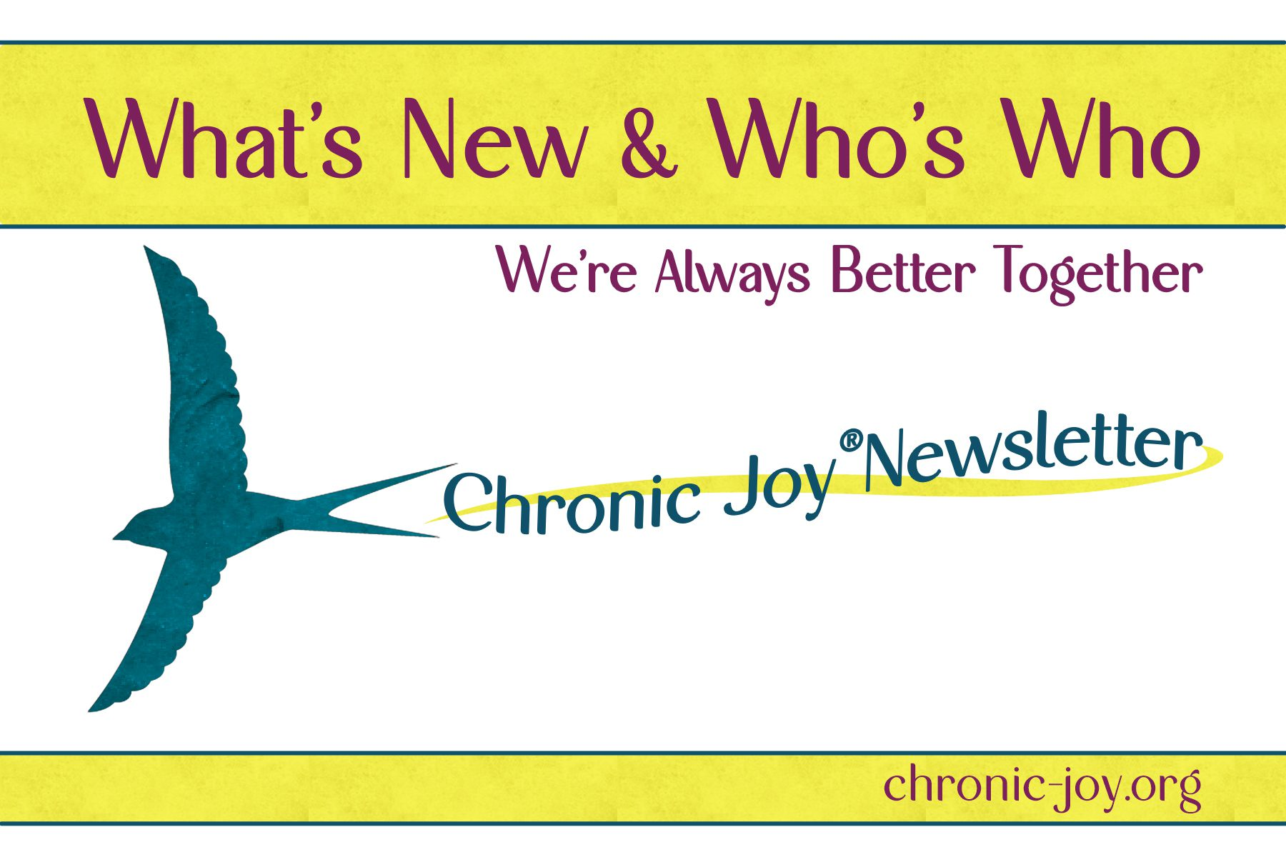 What's New & Who's Who • Newsletter
